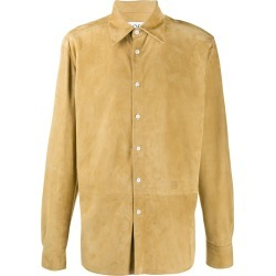 Loewe slim fit suede shirt found on Bargain Bro UK from Eraldo