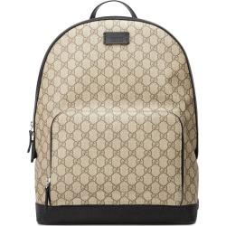 e30fb9d8fc6 Gucci GG Supreme backpack - Neutrals found on MODAPINS from FARFETCH.COM  Australia for USD