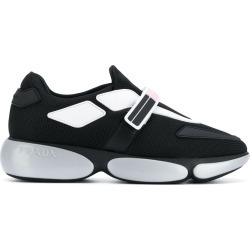 Prada Black Cloudbust sneakers found on MODAPINS from FarFetch.com- UK for USD $748.39