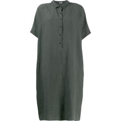 Apuntob oversized henley dress - Green found on MODAPINS from FarFetch.com- UK for USD $862.38