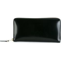 Comme Des Garçons Wallet rectangular zip wallet - Black found on MODAPINS from FARFETCH.COM Australia for USD $534.12