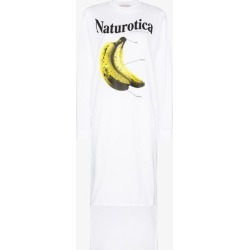 Christopher Kane Womens White Banana Jersey Dress found on MODAPINS from Browns Fashion for USD $450.06