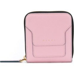 Marni compact leather wallet found on MODAPINS from Eraldo for USD $500.72