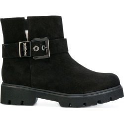 Baldinini buckled ankle boots - Black found on MODAPINS from FARFETCH.COM Australia for USD $453.51