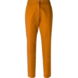 Andrea Marques slim fit pants - Orange found on MODAPINS from FarFetch.com - US for USD $73.00