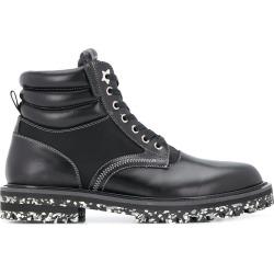 Jimmy Choo Odin lace-up boots - Black found on Bargain Bro UK from FarFetch.com- UK