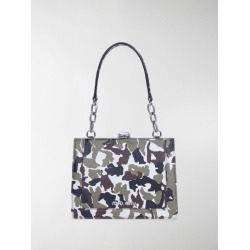 Miu Miu crystal-embellished camouflage bag found on Bargain Bro UK from MODES GLOBAL