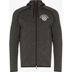 Nike Mens Grey X Gyakusou Zip-up Hoodie