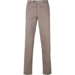 Berwich slim-fit trousers - Brown found on MODAPINS from FarFetch.com- UK for USD $127.39
