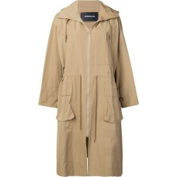 Barbara Bui zipped trench coat - Brown found on MODAPINS from FarFetch.com- UK for USD $1060.65