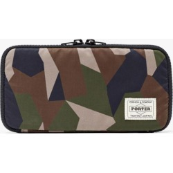 Mackintosh Camouflage Porter Long Zip Wallet found on MODAPINS from Mackintosh for USD $262.87