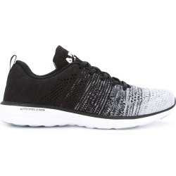 Apl ombré lace-up sneakers - Black found on MODAPINS from FARFETCH.COM Australia for USD $134.97