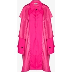Ambush Womens Pink Oversized Rain Poncho found on MODAPINS from Browns Fashion for USD $671.83