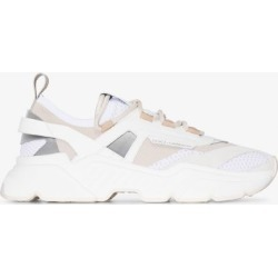 Dolce & Gabbana Mens White Dg Datmaster Chnky Snkr Wht found on Bargain Bro UK from Browns Fashion