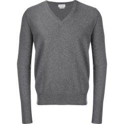 Ballantyne V-neck jumper - Grey found on MODAPINS from FarFetch.com- UK for USD $512.26
