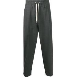 Drôle De Monsieur drawstring waist trousers found on MODAPINS from Eraldo for USD $276.56
