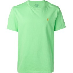 Polo Ralph Lauren logo embroidered T-shirt - Green found on Bargain Bro India from FARFETCH.COM Australia for $64.06