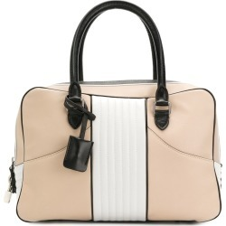 Barbara Bui colour-block tote - Neutrals found on MODAPINS from FarFetch.com - US for USD $625.00
