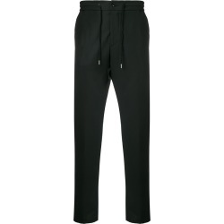 Berwich drawstring straight-leg trousers - Black found on MODAPINS from FarFetch.com - US for USD $177.00