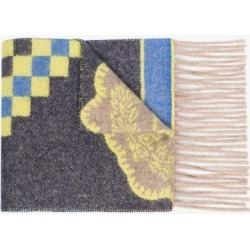 Etro Womens Pink Multicoloured Fantasia Cashmere Scarf found on Bargain Bro UK from Browns Fashion