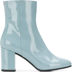 Aeyde varnished ankle boots - Blue found on MODAPINS from FarFetch.com- UK for USD $347.08