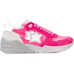 Atlantic Stars Venus low-top sneakers - Pink found on MODAPINS from FarFetch.com - US for USD $130.00