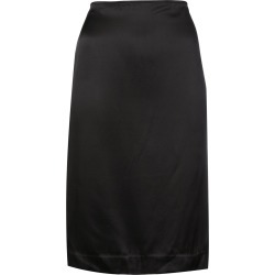 6397 slide slit skirt - Black found on MODAPINS from FarFetch.com - US for USD $138.00