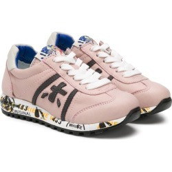 73a9b46ab36 Premiata Kids low top sneakers - Pink found on MODAPINS from FarFetch.com -  US