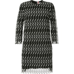 Thom Browne penguin lace dress - Black found on Bargain Bro UK from FarFetch.com- UK