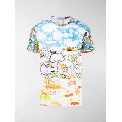 Comme Des Garçons Shirt comic print T-shirt found on Bargain Bro UK from MODES GLOBAL