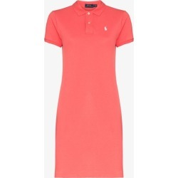 Polo Ralph Lauren Womens Red Polo Pony Polo Dress found on Bargain Bro UK from Browns Fashion