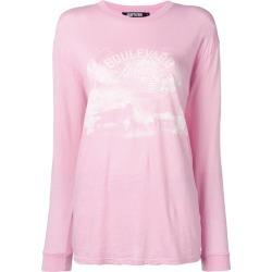 Adaptation graphic print T-shirt - Pink found on MODAPINS from FarFetch.com- UK for USD $378.64