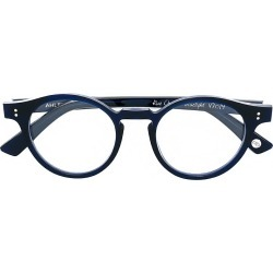 Ahlem round frame glasses - Blue found on MODAPINS from FarFetch.com- UK for USD $458.35