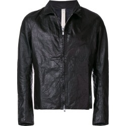 A Diciannoveventitre classic leather jacket - Black found on MODAPINS from FarFetch.com- UK for USD $3381.11