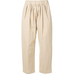 Apuntob loose fit tapered trousers - Neutrals found on MODAPINS from FarFetch.com - US for USD $272.00