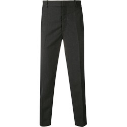 Alexander McQueen cropped tailored trousers - Black found on Bargain Bro UK from FarFetch.com- UK