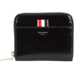 Thom Browne short zip around purse - Black found on Bargain Bro Philippines from FarFetch.com - US for $860.00
