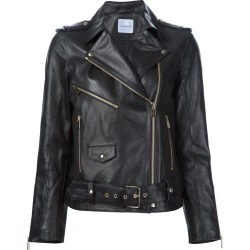 Anine Bing classic biker jacket - Black found on MODAPINS from FarFetch.com- UK for USD $1583.46