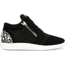 9f0c9603ab98 Giuseppe Zanotti Melly low top sneakers - Black found on MODAPINS from  FarFetch.com-