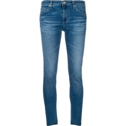 Ag Jeans cropped jeans - Blue found on MODAPINS from FarFetch.com- UK for USD $374.20