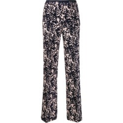 Victoria Victoria Beckham jacquard trousers - Pink found on Bargain Bro Philippines from FarFetch.com - US for $458.00