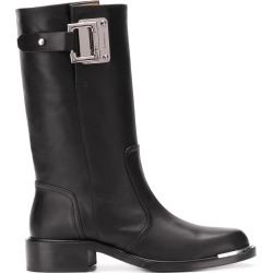 Barbara Bui high ankle biker boots - Black found on MODAPINS from FarFetch.com- UK for USD $819.80