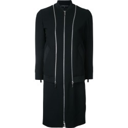 Barbara Bui three-quarters sleeve fitted dress - Black found on MODAPINS from FarFetch.com- UK for USD $1526.17