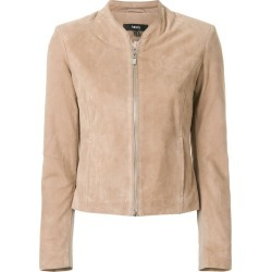 Arma front zip jacket - Neutrals found on MODAPINS from FarFetch.com - US for USD $320.00