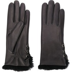 Agnelle Aliette gloves - Black found on MODAPINS from FarFetch.com - US for USD $167.00