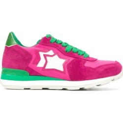 Atlantic Stars star patch sneakers - Pink found on MODAPINS from FARFETCH.COM Australia for USD $218.15