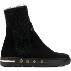 Baldinini flat sock boots - Black found on MODAPINS from FARFETCH.COM Australia for USD $616.25