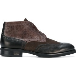 Baldinini lace up brogue boots - Brown found on MODAPINS from FARFETCH.COM Australia for USD $528.73