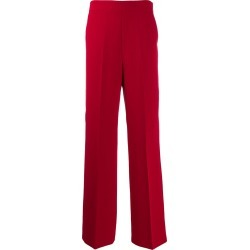 Blumarine high-rise trousers - Red found on Bargain Bro Philippines from FarFetch.com - US for $405.00