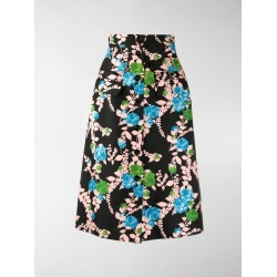 La Doublej Peggy floral print skirt found on MODAPINS from stefania mode for USD $511.00